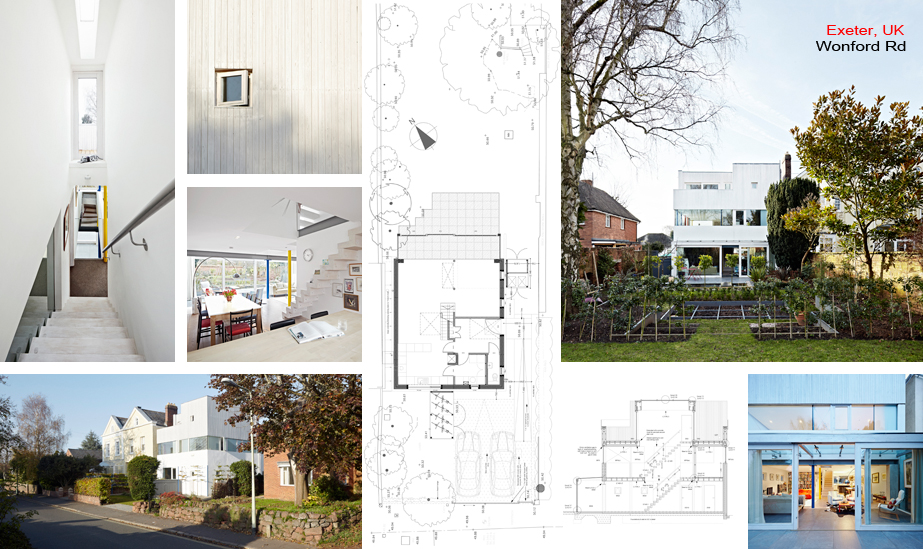 Wonford Road Project Page